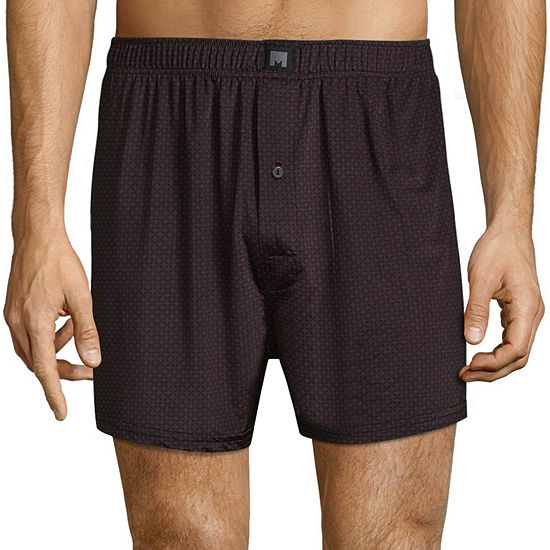 Collection By Michael Strahan Luxe Boxers Big