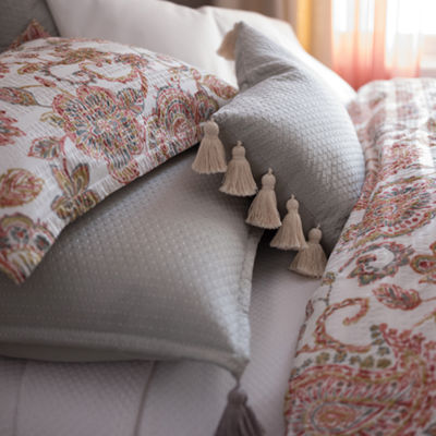 JCPenney Home Amelia Euro Pillow