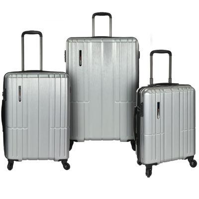 Travelers Choice Wellington 3-pc. Hardside Luggage Set