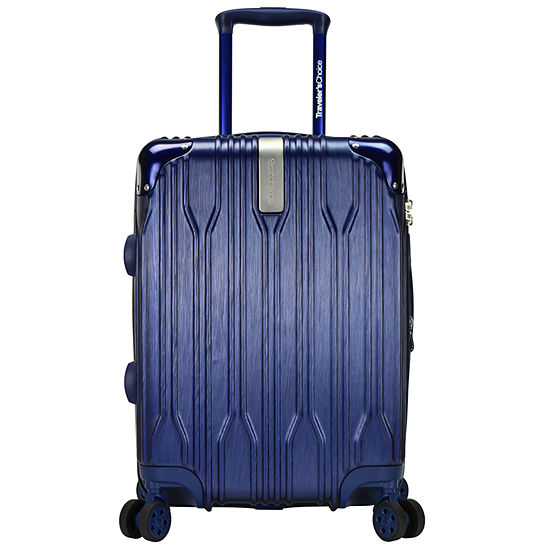Travelers Choice Bell Weather 20 Inch Hardside Luggage