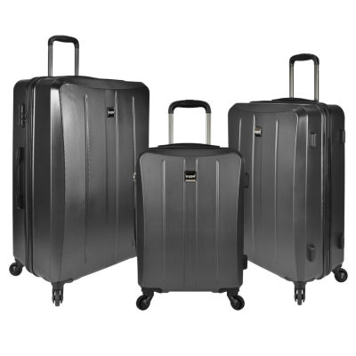 Highrock 3-pc. Hardside Luggage Set