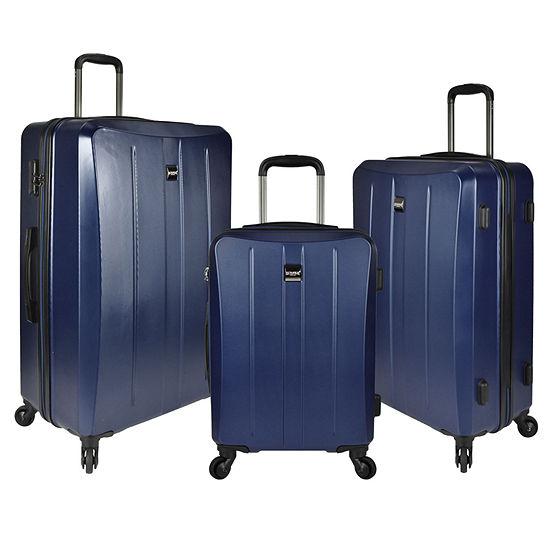 Highrock 3-pc. Hardside Luggage Set