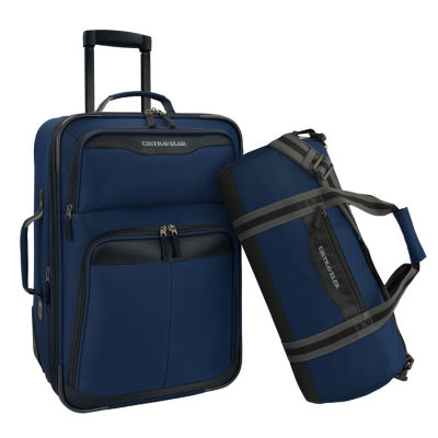Rolling 2-pc. Luggage Set