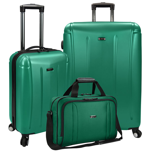 Hytop 3-pc. Hardside Luggage Set