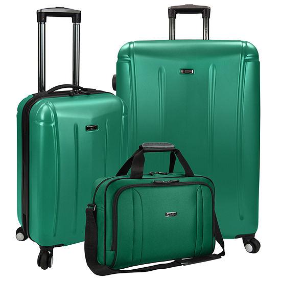 Hytop 3-pc. Hardside Luggage Set