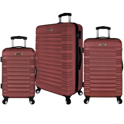 Lightweight 3-pc. Hardside Luggage Set