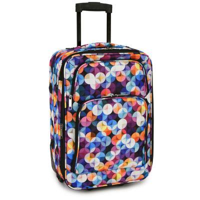 Gem Bubbles 20 Inch Luggage