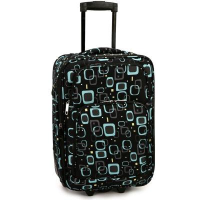 Retro Square 20 Inch Luggage