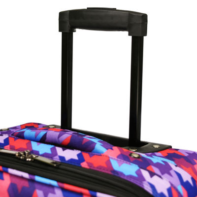 Houndstooth 3-pc. Luggage Set
