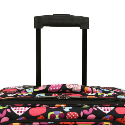 Love Hearts 3-pc. Luggage Set