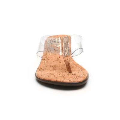 Love And Liberty Destiny Ll Womens Wedge Sandals