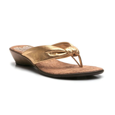 Love And Liberty Womens Janine Ll Wedge Sandals