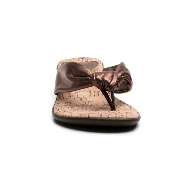 Love And Liberty Janine Ll Womens Wedge Sandals
