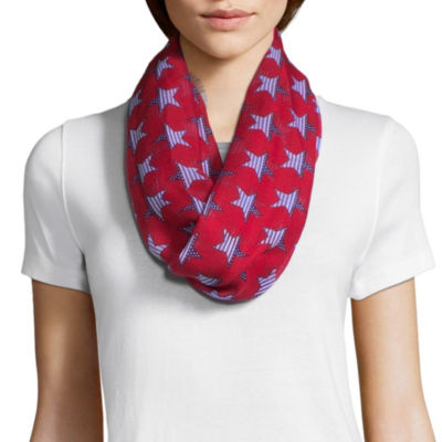 Mixit Infinity Star Scarf