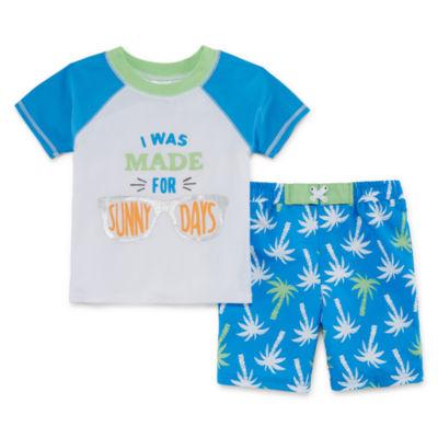 Sol Swim Boys Trunks-Preschool