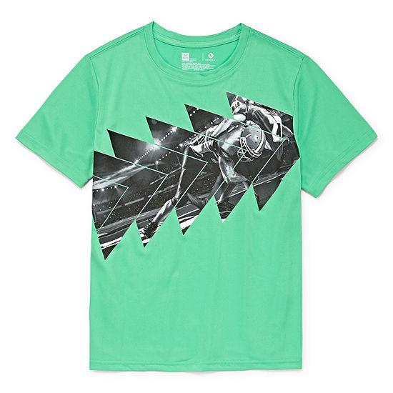 Xersion Quick-Dri Graphic T-Shirt Boys