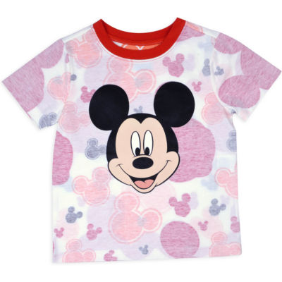 Disney Mickey Mouse Graphic T-Shirt-Toddler Boys