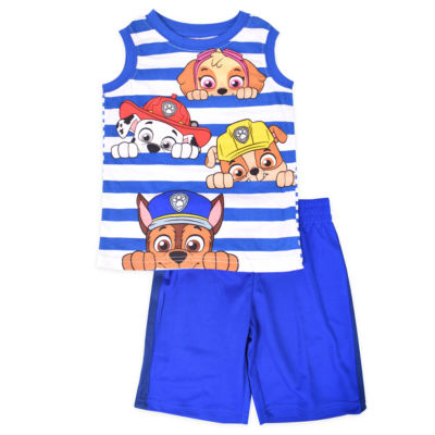 2-pc. Paw Patrol Short Set Toddler Boys