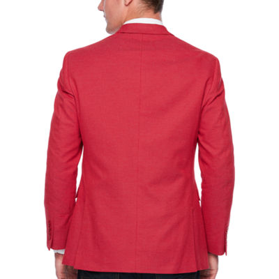 US Polo Assn. Slim Fit Pin Dot Sport Coat
