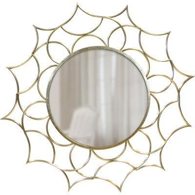 FirsTime Channing Gold Starburst Wall Mirror