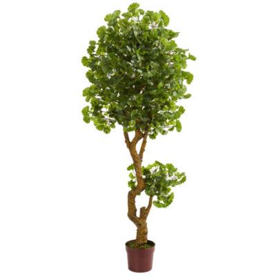 6' Jingo Artificial Tree; UV Resistant (Indoor/Outdoor)