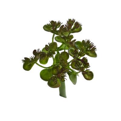 Sedum Succulent Artificial Plant; Set of 12
