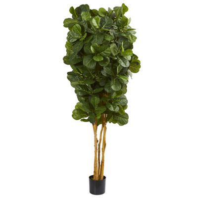 7' Fiddle Leaf Fig Artificial Tree