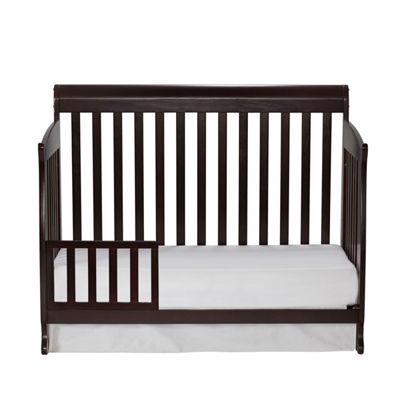 Suite Bebe Riley Toddler Guard Rail - Espresso