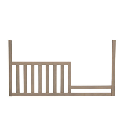 Suite Bebe Asher Toddler Guard Rail - Blossom Grey