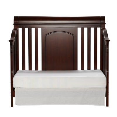 Suite Bebe Barcelona 4-in-1 Convertible Crib - Cherry