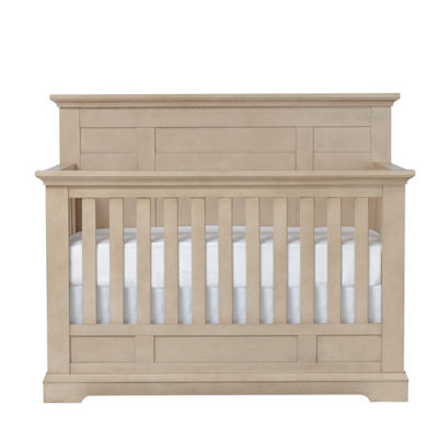 Centennial Chatham Flat Top 4-in-1 Convertible Crib - Driftwood