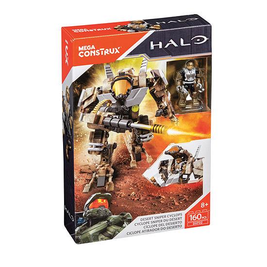 Halo Mega Bloks Incinerator Cyclops