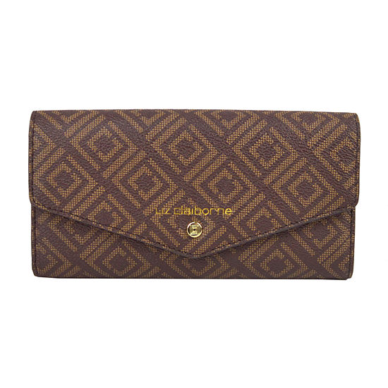 Liz Claiborne Envelope Clutch Clutch Wallet