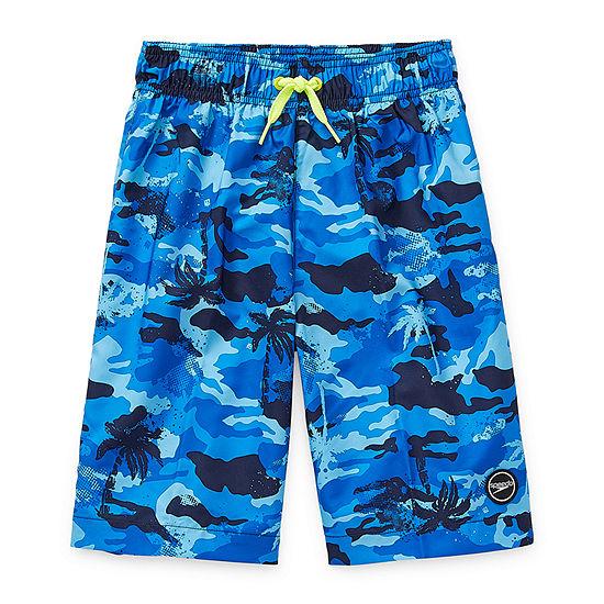 Speedo Little Kid / Big Kid Boys Swim Shorts