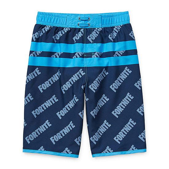 Fortnite Big Boys Swim Shorts