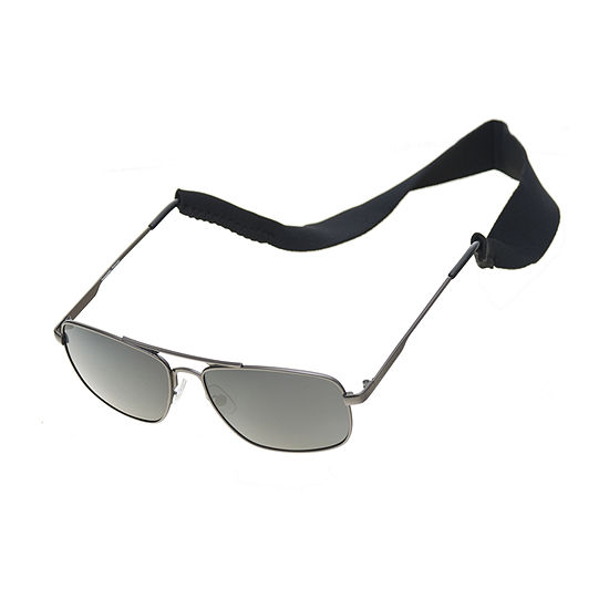 Panama Jack Mens Polarized Full Frame Rectangular Sunglasses