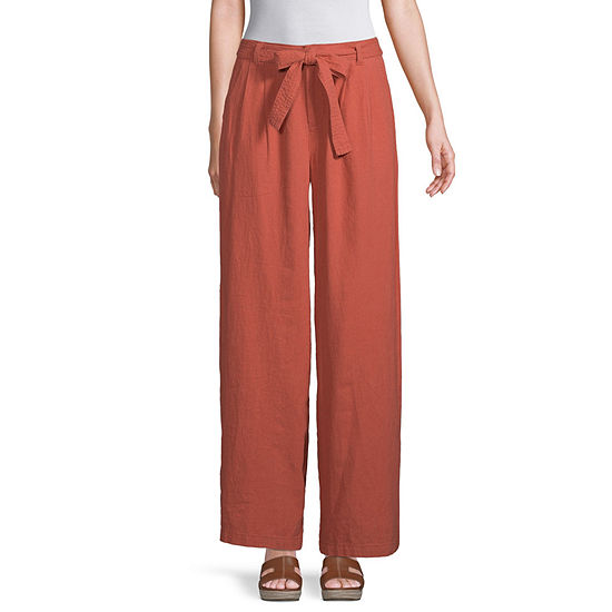 a.n.a Womens Soft Wide Leg Pant