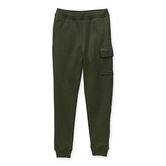 Fila Big Boys Cuffed Jogger Pant
