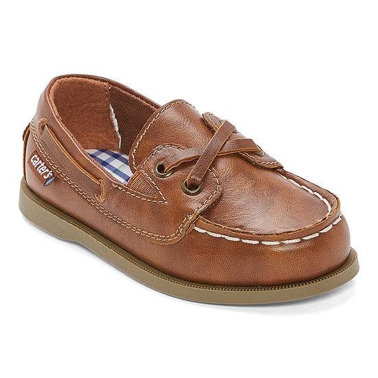 Carter's Toddler Boys Bauk Boat Shoes