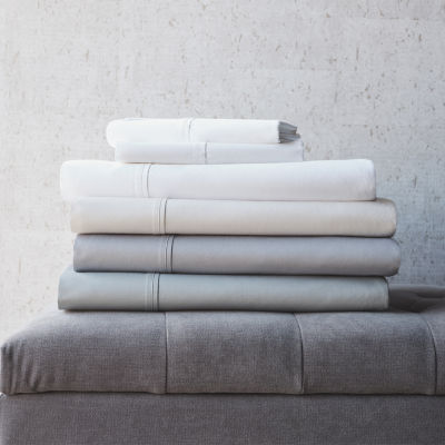 Loom + Forge 625TC Supima Cotton Sheet Set