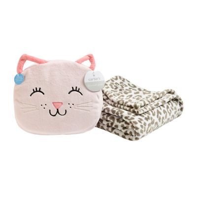 Carter's® Blanket Pals™ Kitty Bag Set