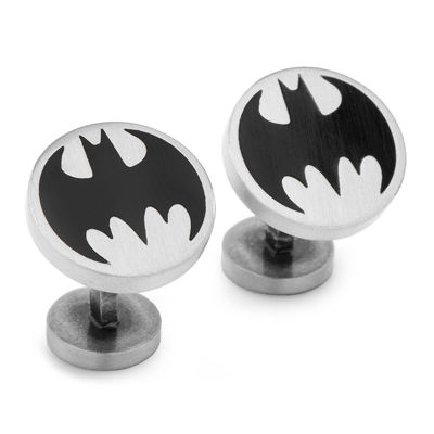 Vintage Batman™ Logo Cuff Links