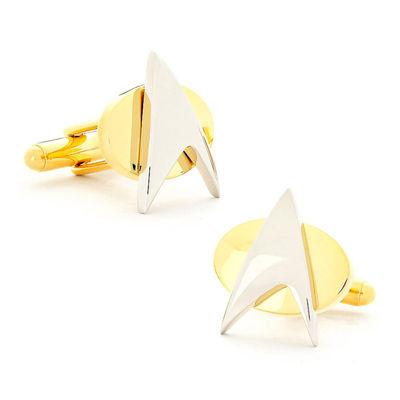 Star Trek™ Delta Shield Cuff Links