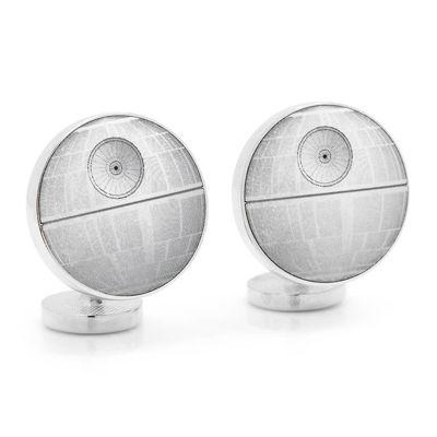 Star Wars™ Death Star Cuff Links