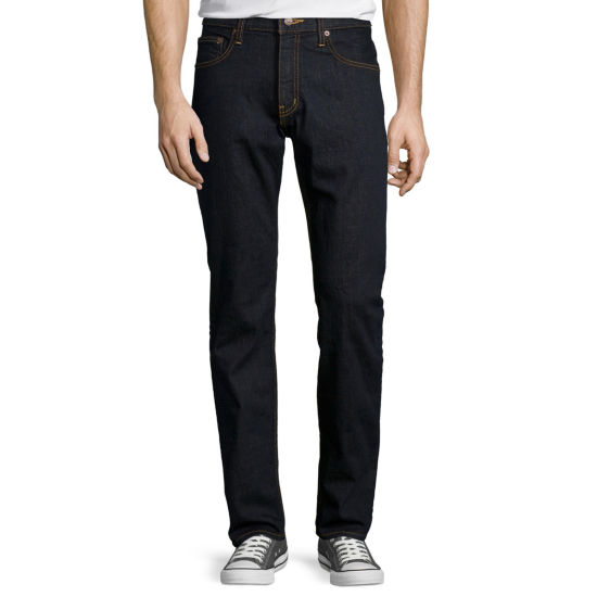 Arizona Flex Slim Straight Flex Jeans