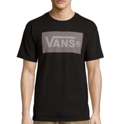 Vans® Scratch Out Short-Sleeve Tee