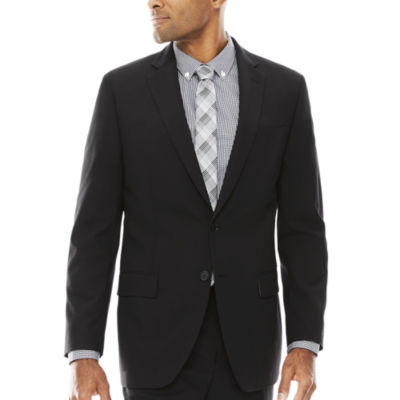 Claiborne® Grid Suit Jacket