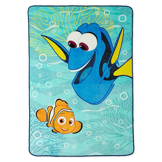Disney® Finding Dory Fleece Blanket