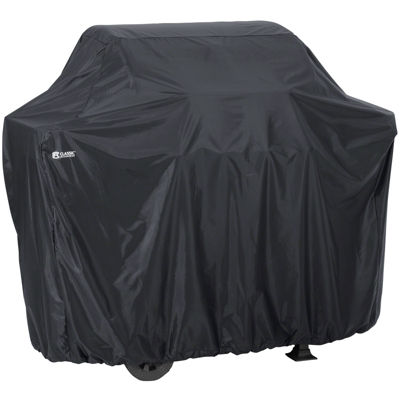 Classic Accessories® Sodo Medium Black BBQ Grill Cover