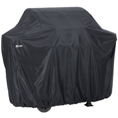 Classic Accessories® Sodo Large Black BBQ Grill Cover